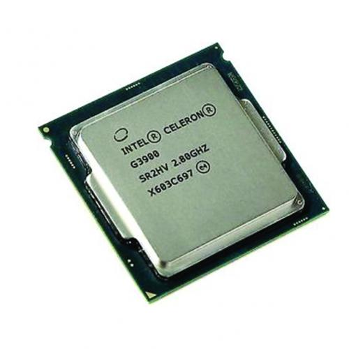 CPU Intel® Celeron G3900 Dual-core 2.80ghz Tray