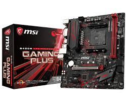 Bo Mạch Chủ - Mainboard MSI B450M GAMING PLUS (AMD)