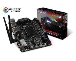 Bo Mạch Chủ - Mainboard MSI B450 GAMING PRO CARBON AC Socket AM4 ATX (AMD)