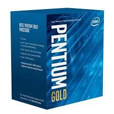 Bộ vi xử lý - CPU Intel® Pentium Gold G5600 (3.9GHz/ 2C4T/ 4MB/ Coffee Lake)