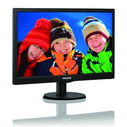 """Màn hình LCD Philips 18.5"""" 193V5LHSB2(VGA/HDMI)"""