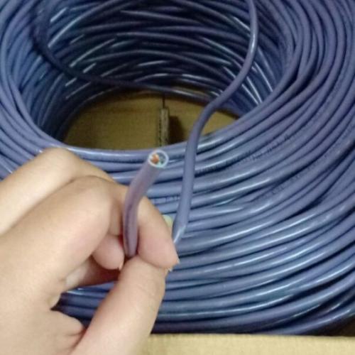Cable AMP LXF 5e -1 THÙNG 305M   GOOD chống nhiễu, SỢI XÁM