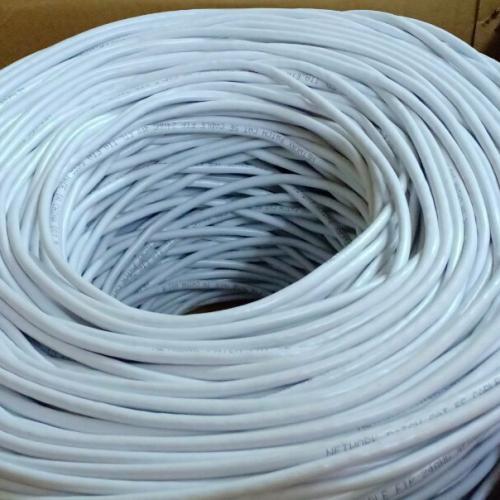 Cable AMP LXF 5e -1 THÙNG 305M   GOOD chống nhiễu, SỢI TRẮNG