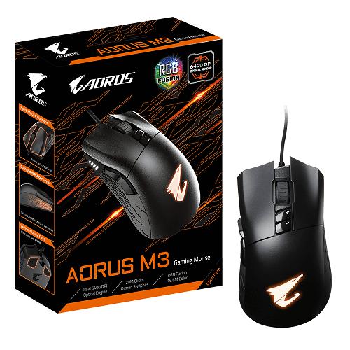 Chuột máy tính Gigabyte Aorus M3 - Gaming