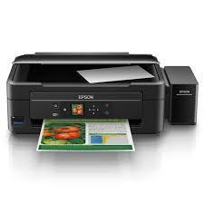 Máy in Epson L365 (In,scan,copy,wifi)  in A4- in phun màu đa năng