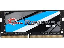 Ram ddr4 laptop Gskill 4GB Bus 2400 Mhz DDR4 - CL15  Vol 1,20v - S/p Intel XMP