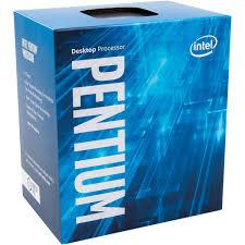 CPU Intel® Pentium G4620 3.7 GHz / 3MB / HD 600 Series Graphics / Kabylake