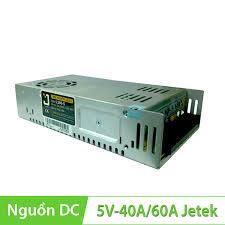 Bộ nguồn LED nguồn tổng 5V-40A  L200-5 JETEK