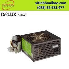 Nguồn máy tính Deluxe-550W