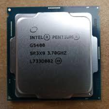 CPU Intel Pentium Gold G5400 3.7 GHz / 4MB / 2 Cores, 4 Threads / HD 610 Series Graphics / Socket 1151 (Coffee Lake) TRAY
