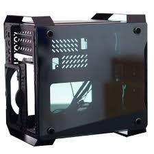 Vỏ máy tính Jetek 9015 - 3 Mặt kính cường lực