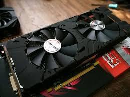 Card Màn Hình - VGA AFOX AMD Radeon RX580 8GB GPU GDDR5 256Bit(ĐÃ SỬ DỤNG)