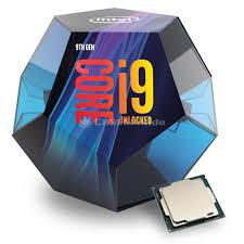 Bộ vi xử lý/ CPU Intel Coffee Lake Core i9-9900K Processor (16M Cache, up to 5.0GHz)