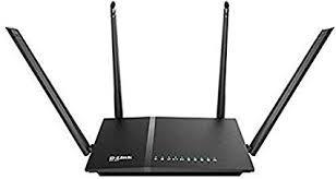 Thiết bị mạng - Router D-Link825+ AC1200 High-Gain Dual-Band Gigabit Router