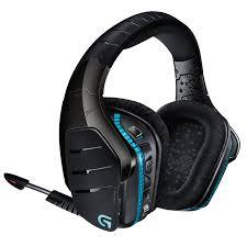 Logitech G933 Wireless 7.1 RGB Gaming Headset