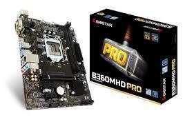 Bo mạch chủ - Mainboard BIOSTAR H310MHD PRO