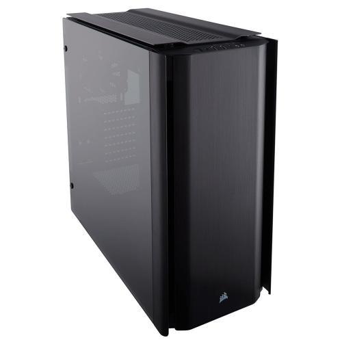 Vỏ máy tính Corsair 500D - Tempered Glass - Aluminum
