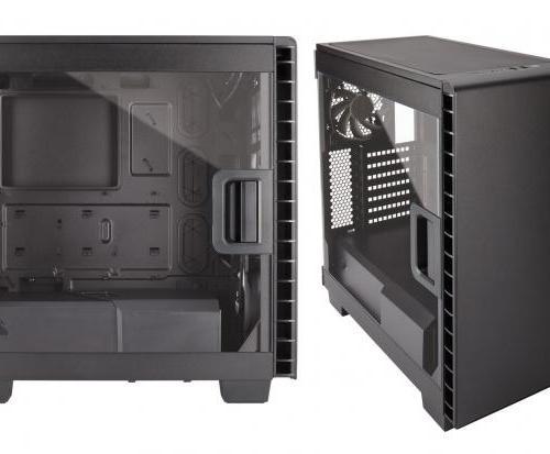 Vỏ máy tính Corsair 400C Black/White