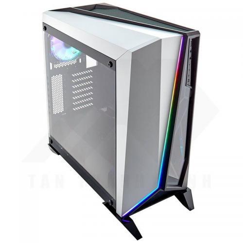 Vỏ máy tính Corsair SPEC-Omega RGB Black/White - kính cường lực