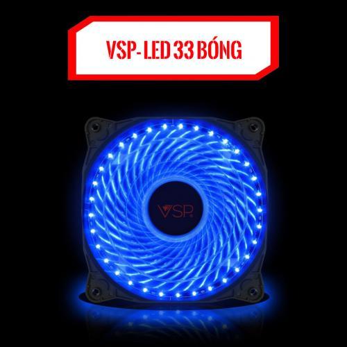 Fan Case VSP -12cm- LED 33 Bóng