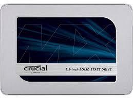 Ổ Cứng SSD Crucial MX500 250G(CT250MX500SSD1)