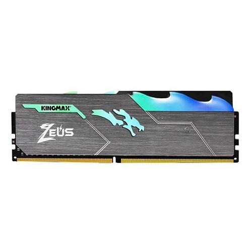 Ram Máy Tính Kingmax 8GB DDR4 3000 Zeus Dragon RGB Chính hãng
