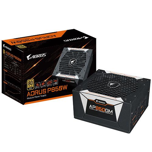 Nguồn máy tính Gigabyte AORUS P850W 80+ GOLD Modular (850w)