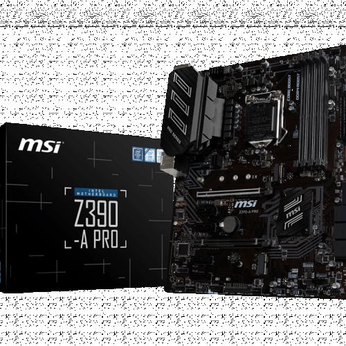 Bo Mạch Chủ - Mainboard MSI Z390-A PRO