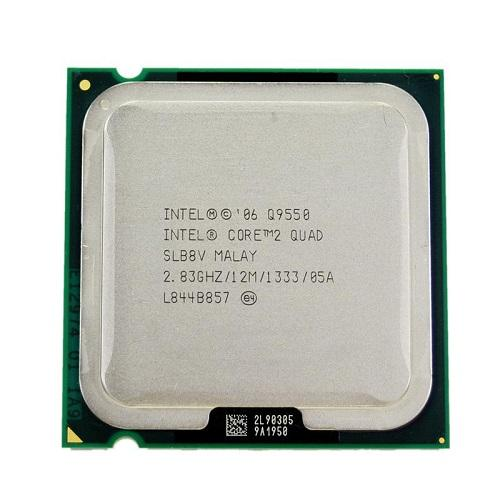 CPU Intel® Core 2 QUAD Q9550