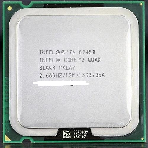 CPU Intel® Core 2 QUAD Q9450