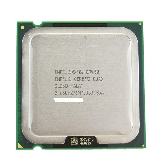 CPU Intel® Core 2 QUAD Q9400