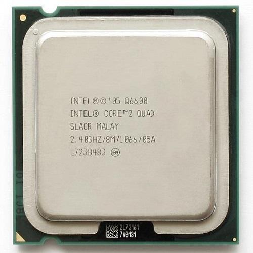 CPU Intel® Core 2 QUAD Q6600