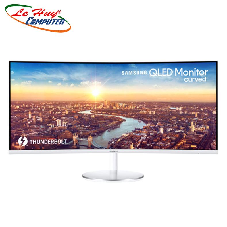 Màn hình máy tính cong Samsung 34
