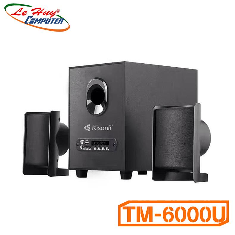 Loa Bluetooth 2.1 Kisonli TM-6000U (Bluetooth) - Hàng Chính Hãng