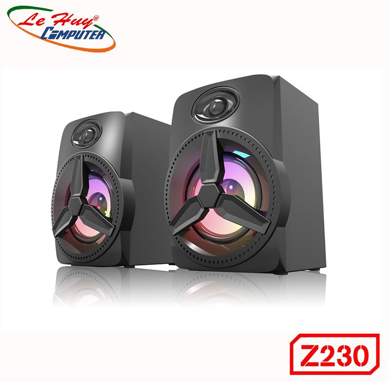 Loa Di Động Bosston Z230 Led RGB - Hàng Chính Hãng
