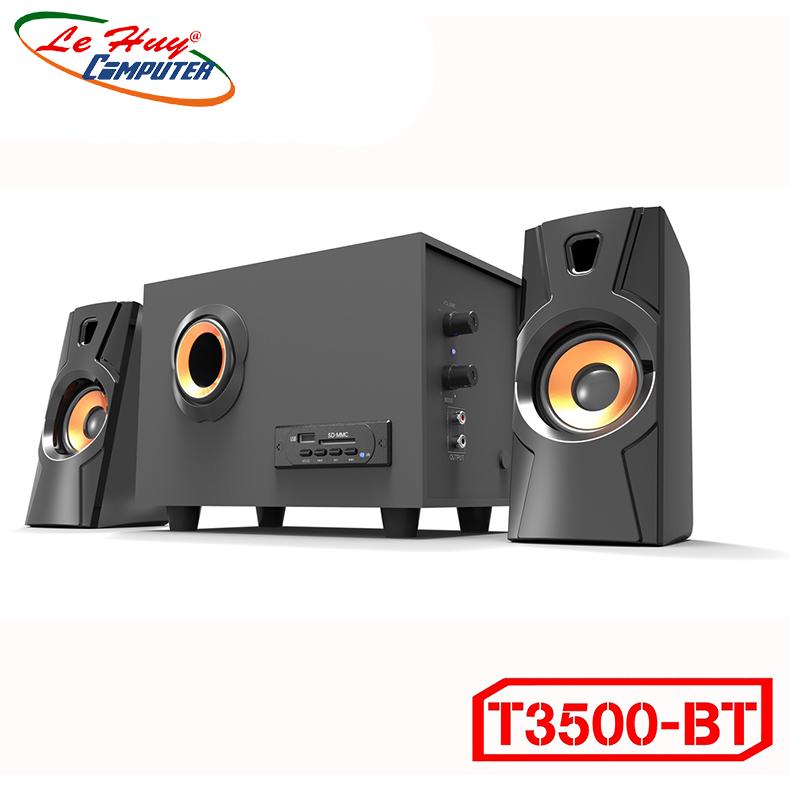 Loa Bluetooth 2.1 Bosston T3500-BT (Bluetooth) - Hàng Chính Hãng