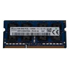Ram Laptop 8GB bus 1600 PC3L(hàng nhập khẩu)