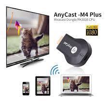 Bộ thu sóng Wifi HDMI EZCAST M4(HDMI không dây- kết nối điện thoại với tivi)