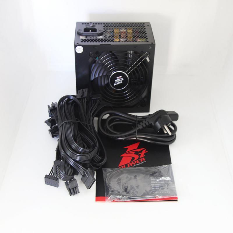 Nguồn máy tính 1STPLAYER 500W PS500AX full modular