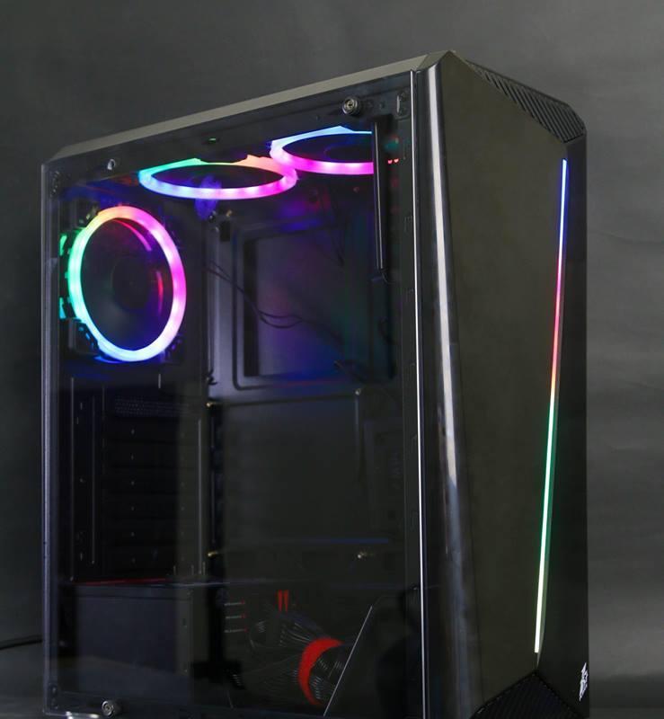 Nguồn máy tính 1STPLAYER 500W PS500AX full modular(Tặng kèm case 1st player R3)