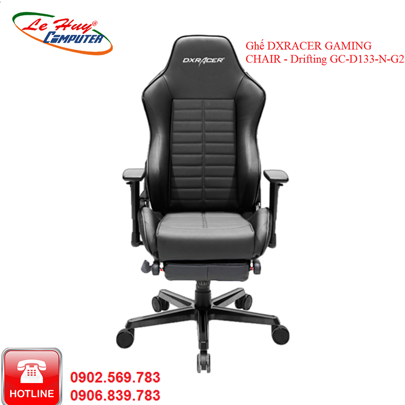 Ghế DXRACER GAMING CHAIR - Drifting GC-D133-N-G2 (OH/DG133/N)