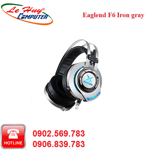 Eaglend F6 (Iron gray)