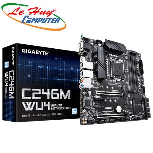 Bo Mạch Chủ - Mainboard Gigabyte C246M-WU4