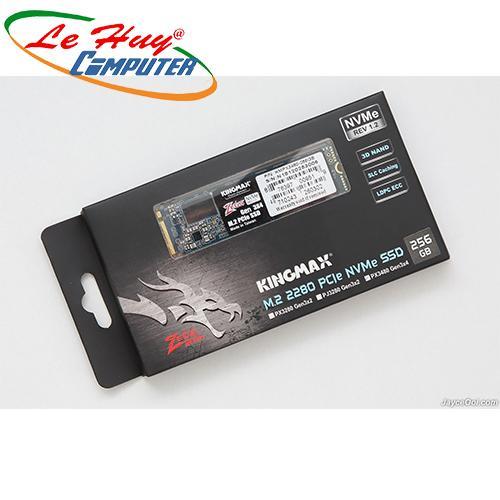 Ổ Cứng SSD Kingmax Zeus 256GB PX3480 NVMe M.2 2280 PCIe