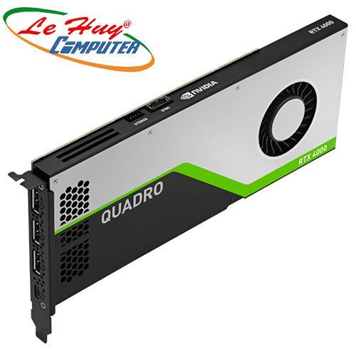 Card Màn Hình - VGA Card LEADTEK nVidia Quadro RTX4000 8GB
