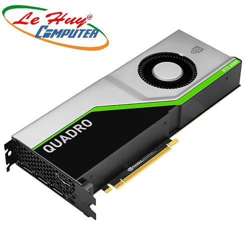 Card Màn Hình - VGA Card LEADTEK nVidia Quadro RTX6000 24GB