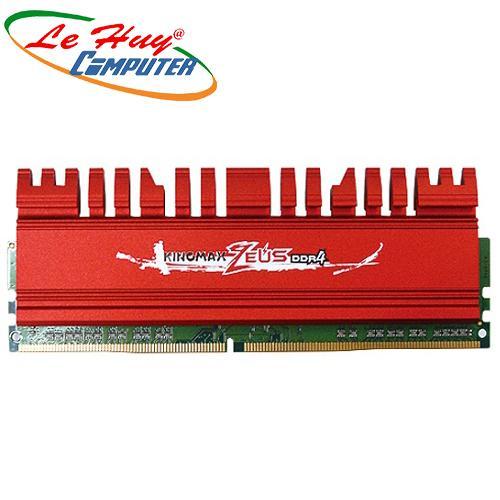 Ram Máy Tính Kingmax 4GB DDR4 2666 Zeus Dragon Chính hãng