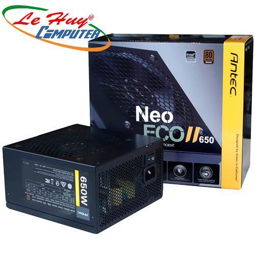Nguồn máy tính ANTEC NEO ECO II C650 650W