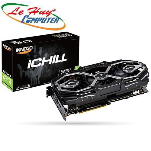 Card Màn Hình - VGA INNO3D GeForce RTX 2080 iChill X3 Jekyll 8GB