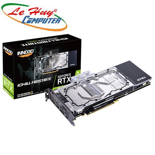 Card Màn Hình - VGA INNO3D GeForce RTX 2080 iChill Frostbite 8GB